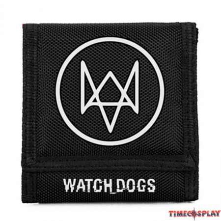 Watch Dogs Velcro Wallet