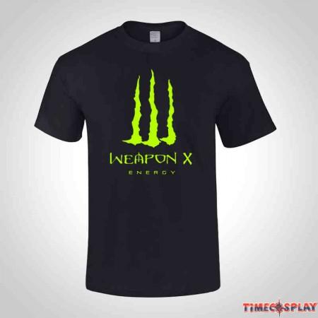 X-Men Apocalypse Wolverine T-shirt  Short Sleeve Tee Shirt