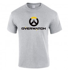 Overwatch Icon Short Sleeve Tee Shirt