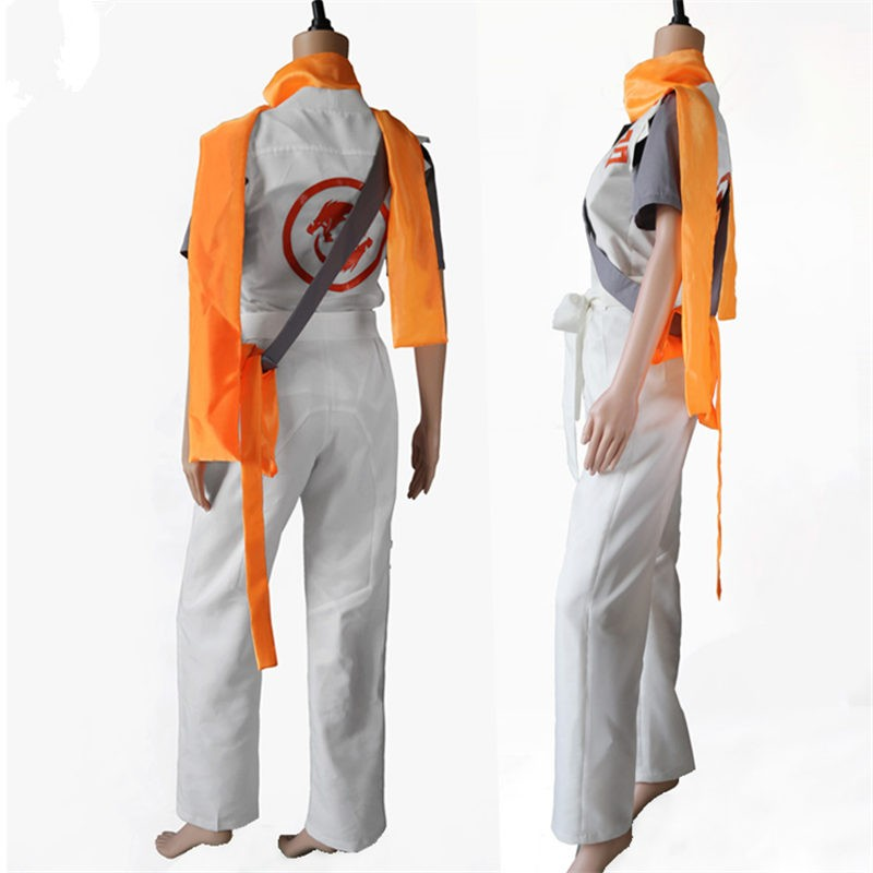 Timecosplay OW Overwatch Genji Cosplay Halloween Costumes