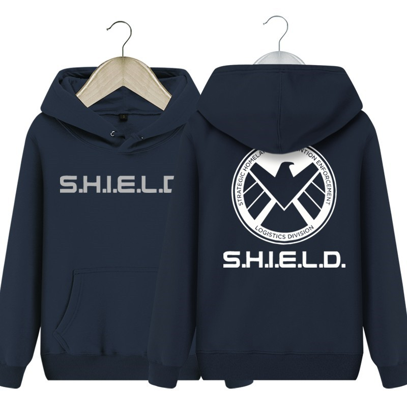 Agents of S.H.I.E.L.D.Logo Pullover Hoodies