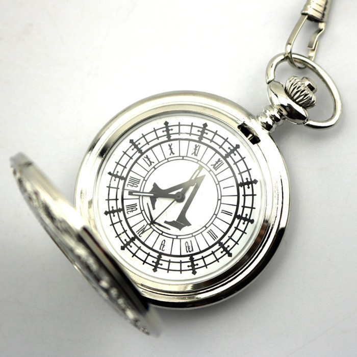 Assassin's Creed Wristwatch Pocket Watch