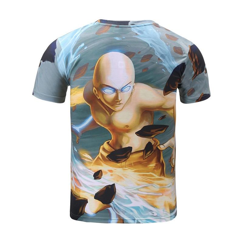 Avatar The Legend Of Korra 3D Print T-Shirt