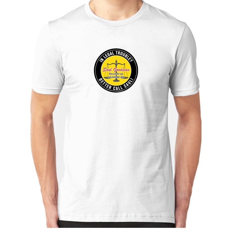 Better Call Saul Icon Tee Shirt Discount T-Shirt