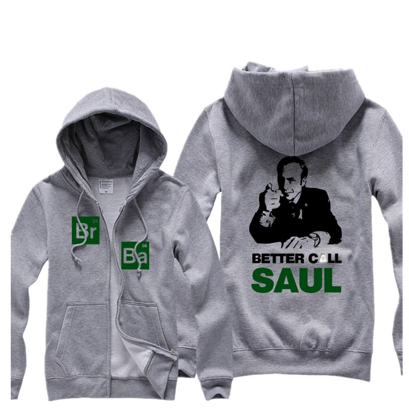 Better Call Saul Jimmy McGill Zipper Hoodies