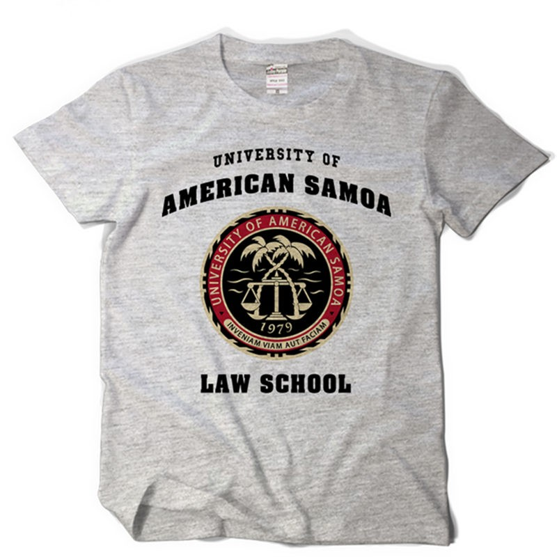 Better Call Saul Samoa Law Tee Shirt Discount T-Shirt
