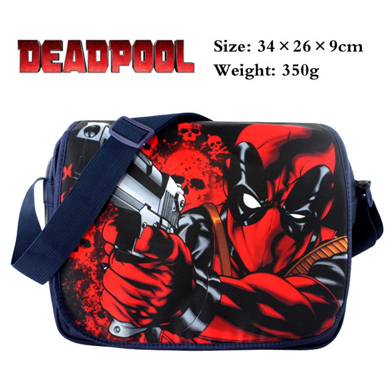 Deadpool Comic Shoulder Bag Messenger Bag