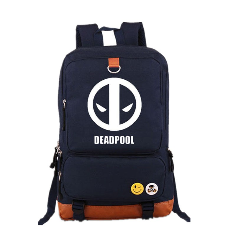 Deadpool luminious Schoolbag backpack