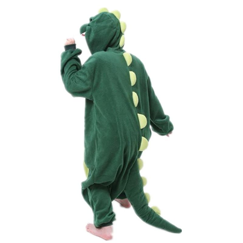 Dinosaur Onesie Kigurumi Pajamas for Adults