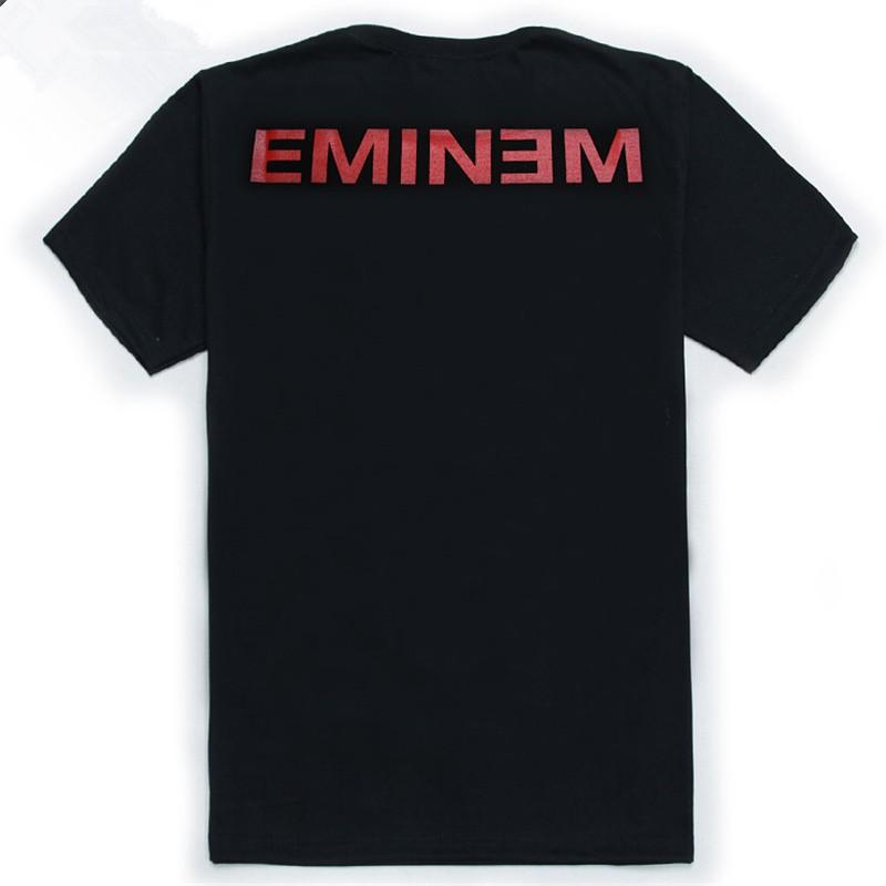 Eminem E 3D Hip-Hop Style Tee Shirt T-shirt