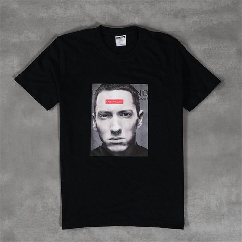 Eminem Portrait Tee Shirt T-shirt