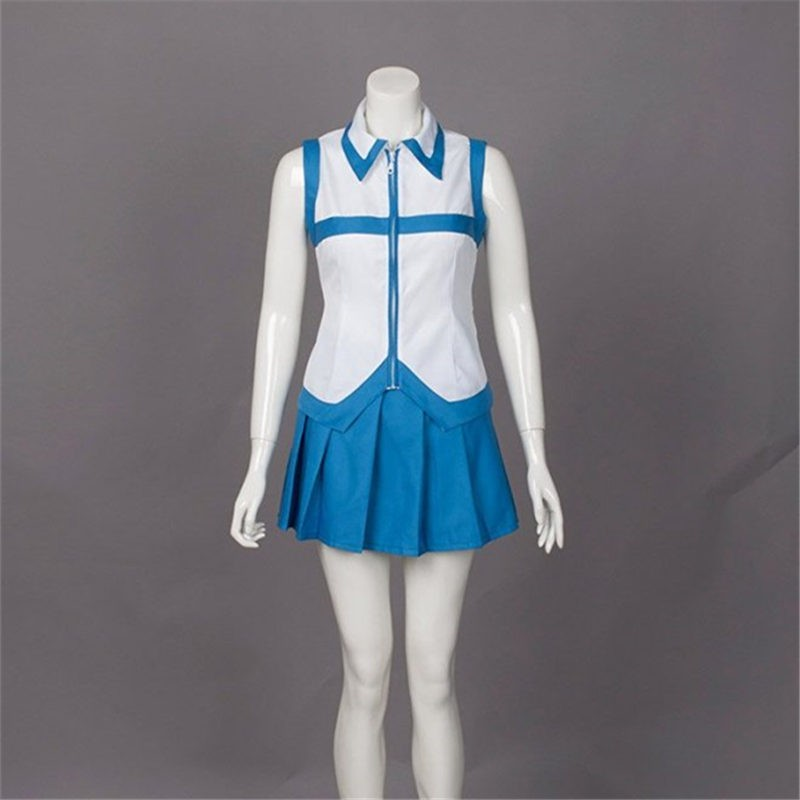 Fairy Tail Lucy Dress Cosplay Halloween  Costumes