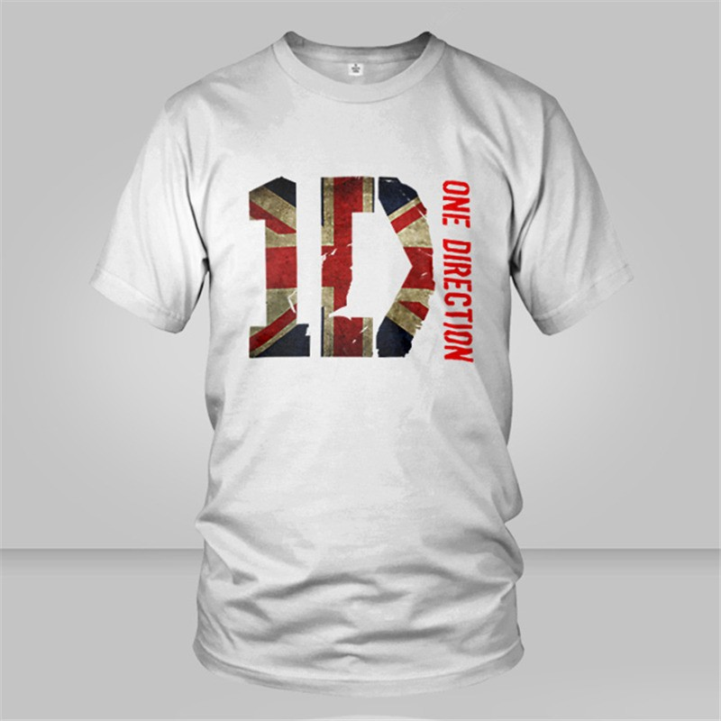 LOGO 1D One Direction Tee Shirt Discount