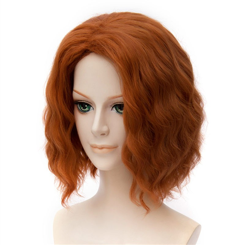 Marvel Avengers: Age of Ultron Black Widow Cosplay Wigs