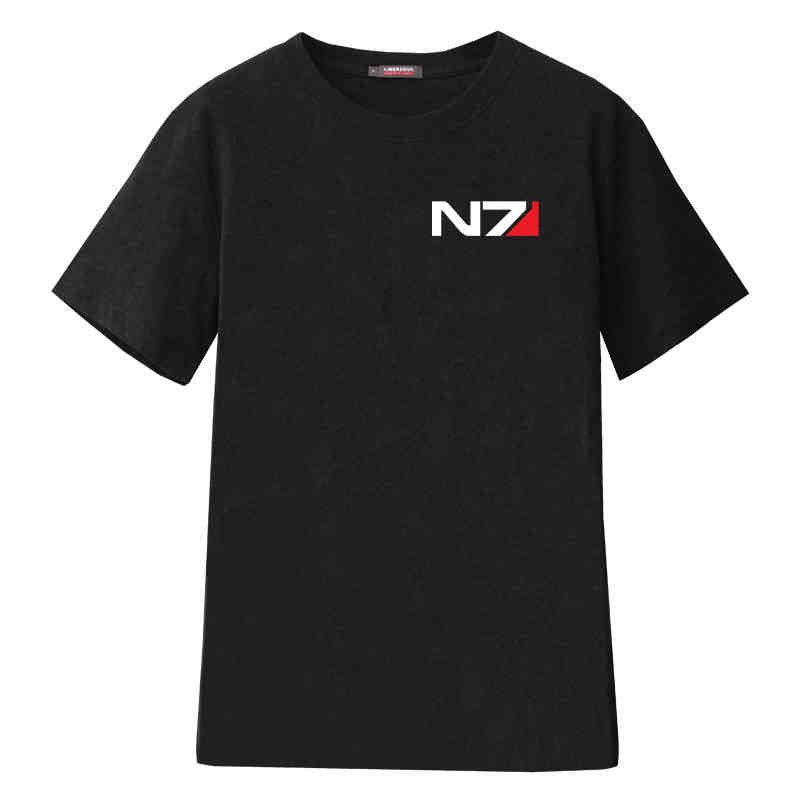 Mass Effect 3 N7 Logo Tee Shirt