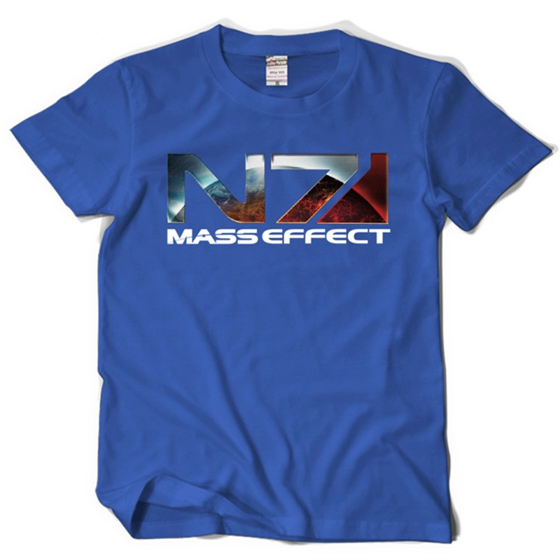 Mass Effect N7 Icon Tee Shirt