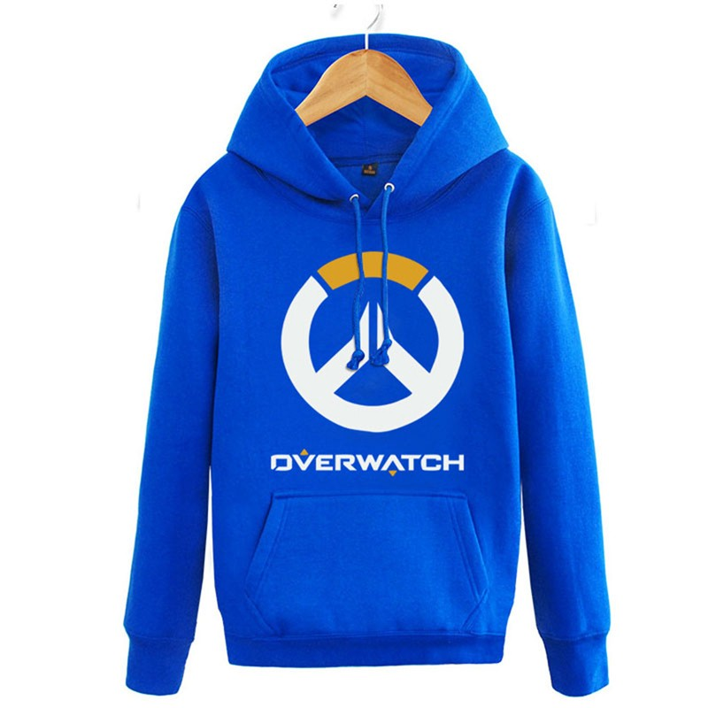 Overwatch Logo Fashion Pullover Hoodies