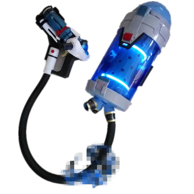 Overwatch Mei-Ling Zhou MEI Cosplay Endothermic Blaster Weapon Cosplay Props