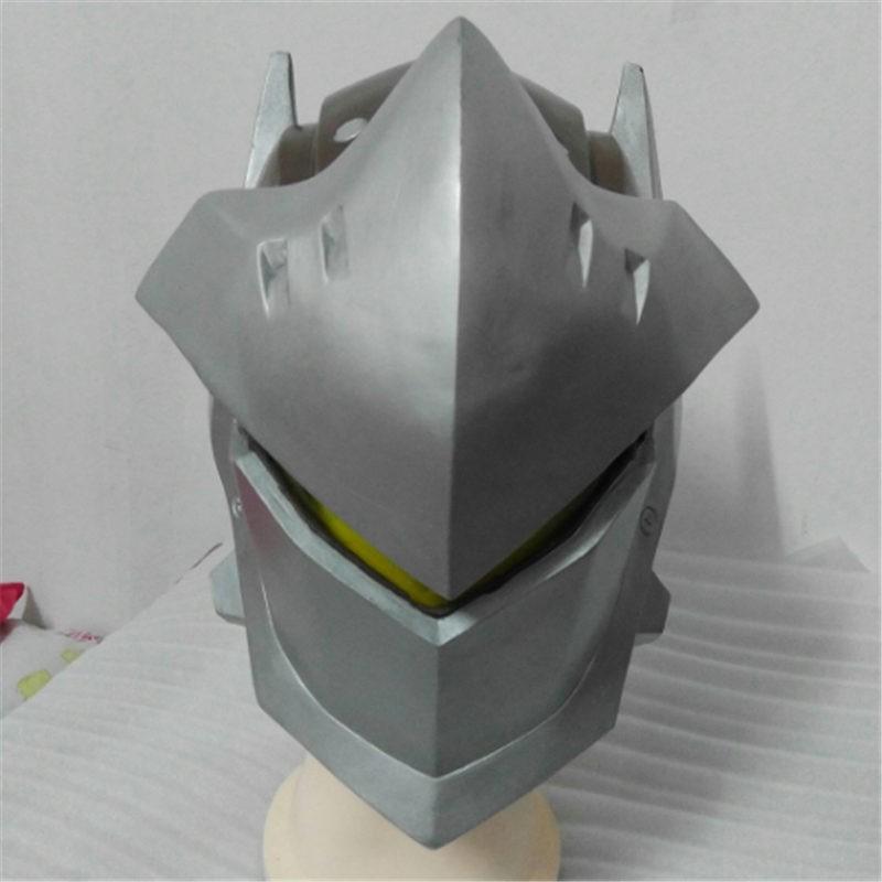 Overwatch Genji Cosplay Helmet  Halloween Cosplay Mask