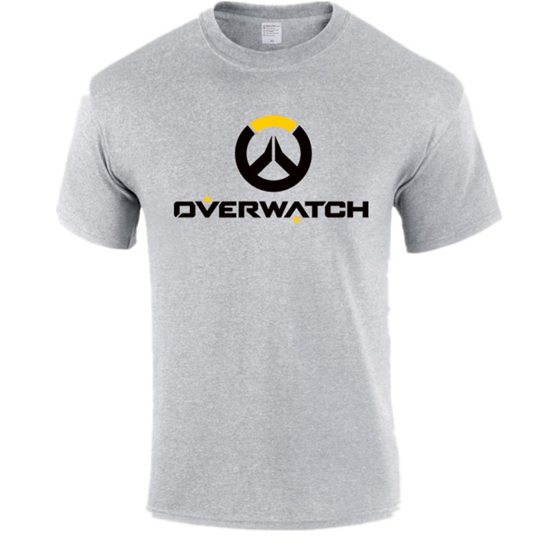 Overwatch Icon Short Sleeve Tee Shirt