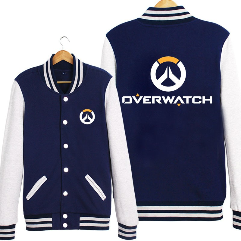 Overwatch IconCool Hoodie Baseball Shirt