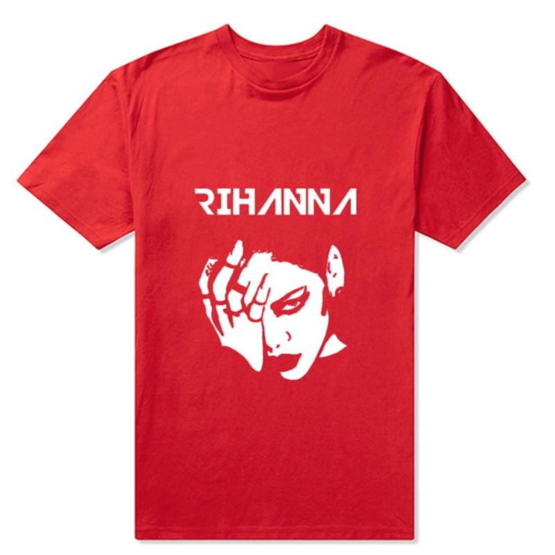 Rihanna iImage Tee Shirt T-Shirts