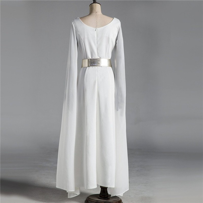 Star Wars:A New Hope Princess Leia Cloak Dress Cosplay Costumes