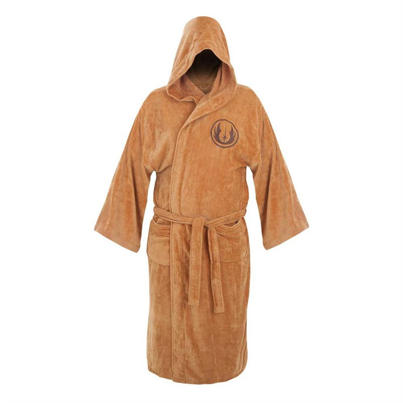Star Wars Adult Jedi Fleece Bath Robe
