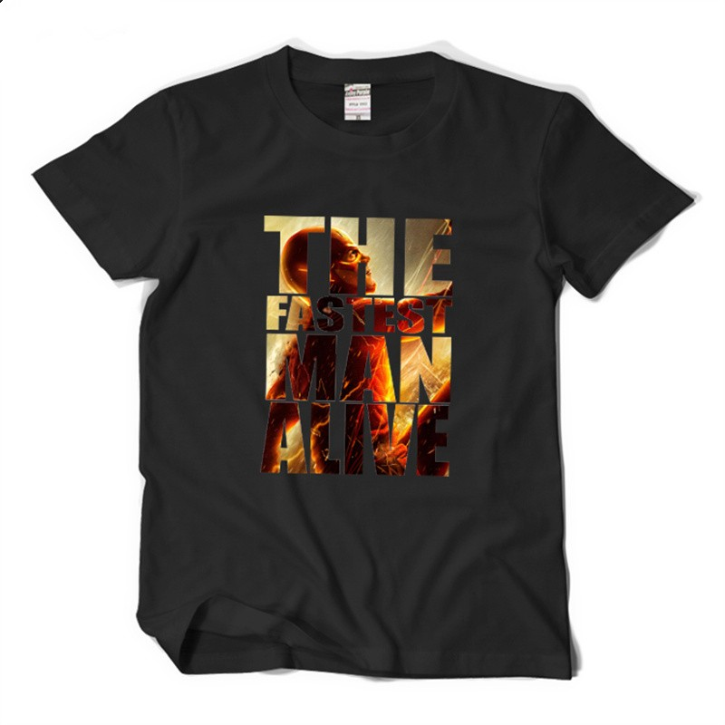 The Flash S.T.A.R Tee Shirt T-Shirts