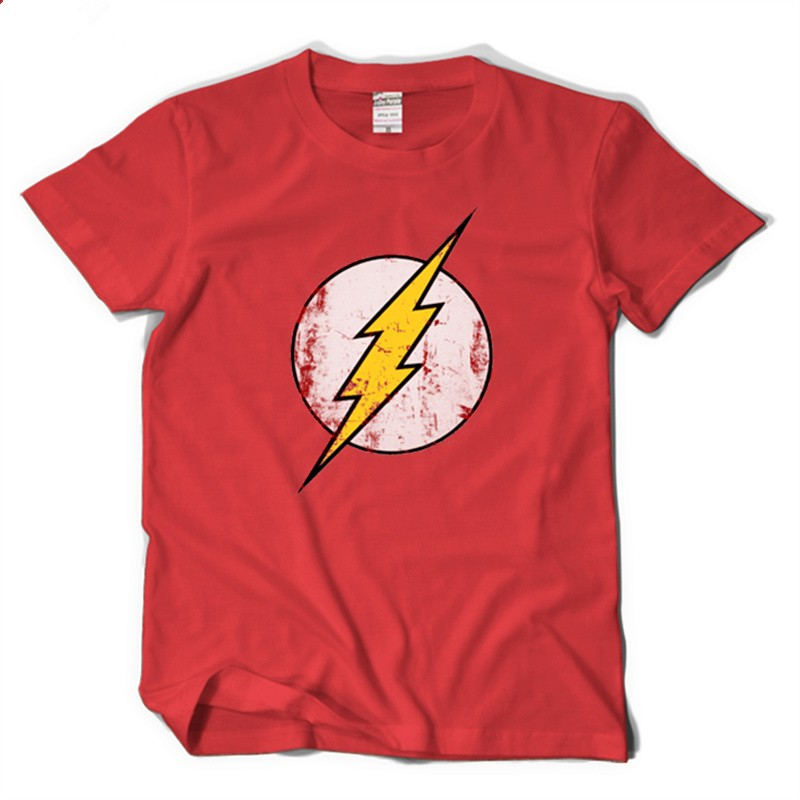 The Flash Sheldon Lee CooperTee Shirt T-Shirts