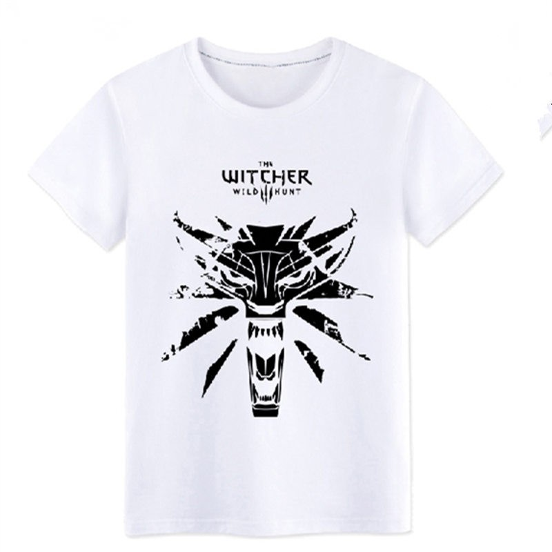 The Witcher 3 Wild Hunt Icon Tee Shirt