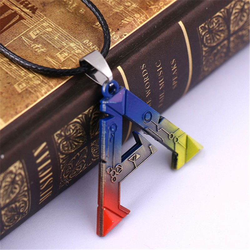 Timecosplay ARK Survival Evolved Logo Necklace