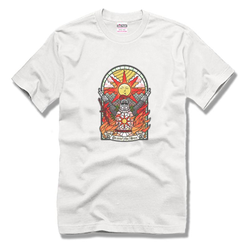 Timecosplay Dark Souls 3 Dark Souls Short Sleeve T-Shirts