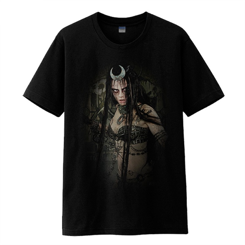 Timecosplay DC Suicide Squad Enchantress Tee Shirts