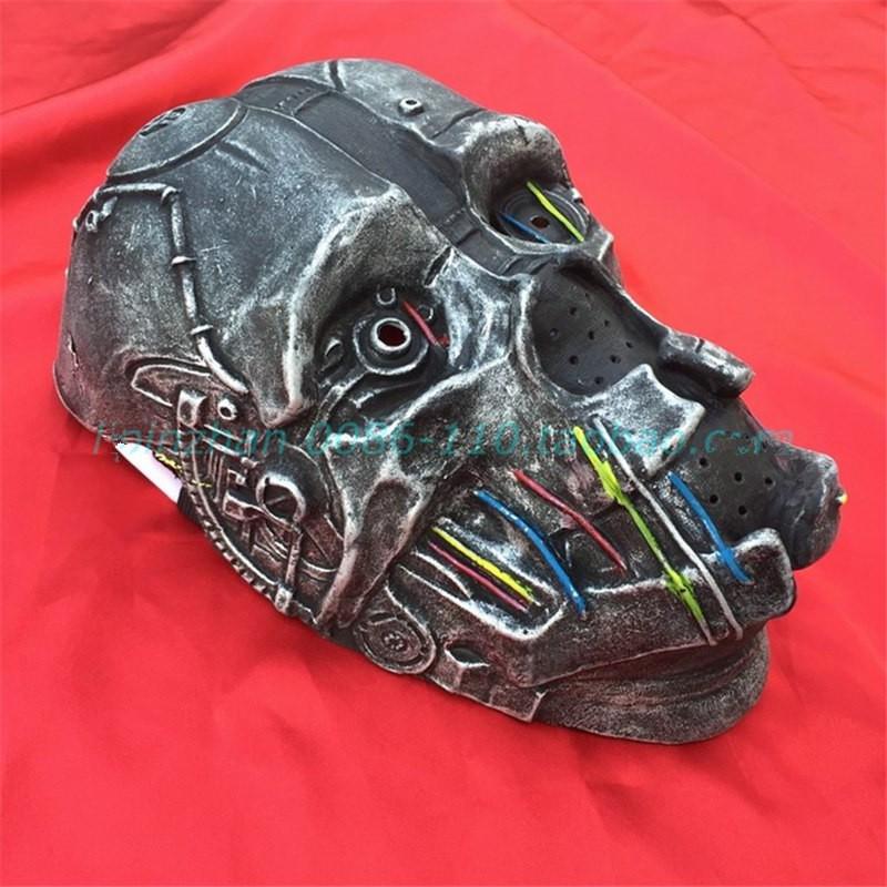 Timecosplay Dishonored Corvo Attano Cosplay Mask Halloween