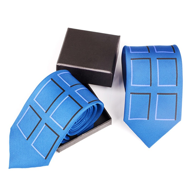 Timecosplay Doctor Who TARDIS Neck Tie