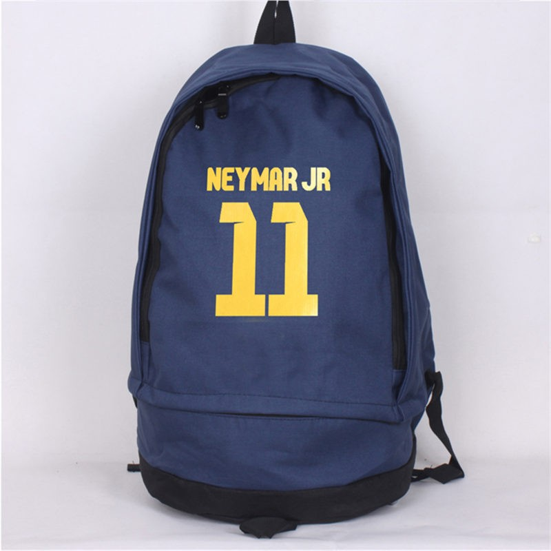 Timecosplay Fútbol Club Barcelona Neymar JR 11 Icon Backpack School Bag