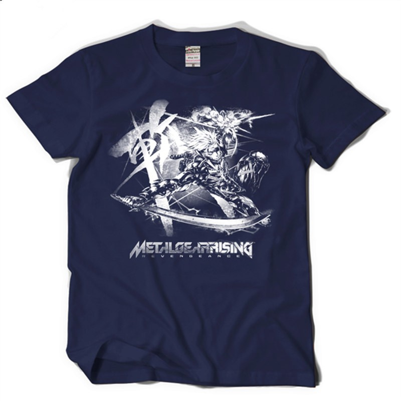 Timecosplay Metal Gear Rising: Revengeance Tee Shirts