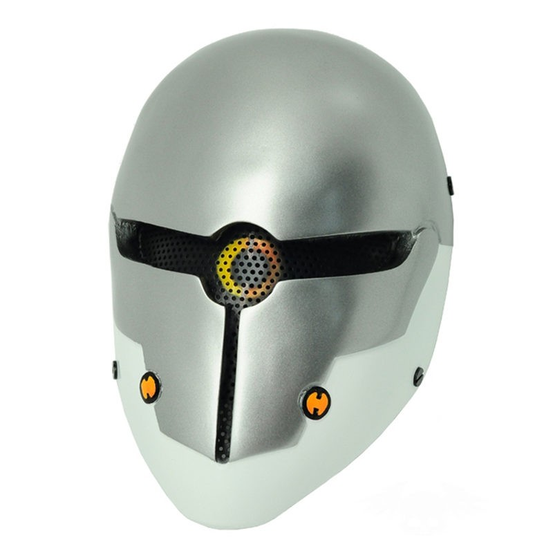 Timecosplay Metal Gear Solid Gray Fox Cosplay Mask Halloween Helmet