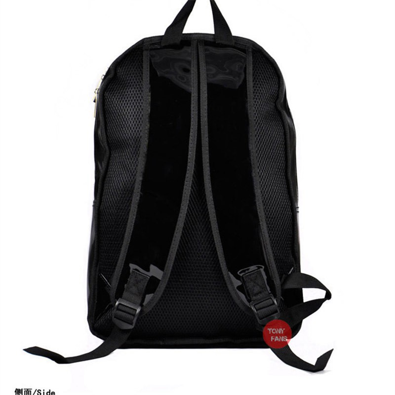 Timecosplay Minecraft Creeper Cosplay School bag Backpack