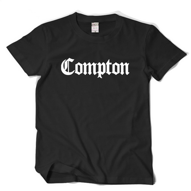 Timecosplay N.W.A Straight Outta Compton Hip-Hop Men T-Shirts