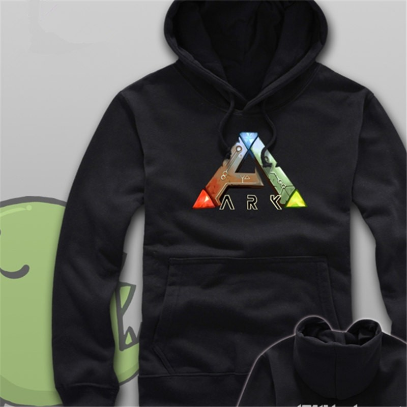 TimeCosplay SARK Survival Evolved Men Pullover Hoodie
