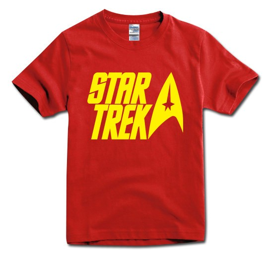 Timecosplay Star Trek Spock Better World Command Tee Shirts