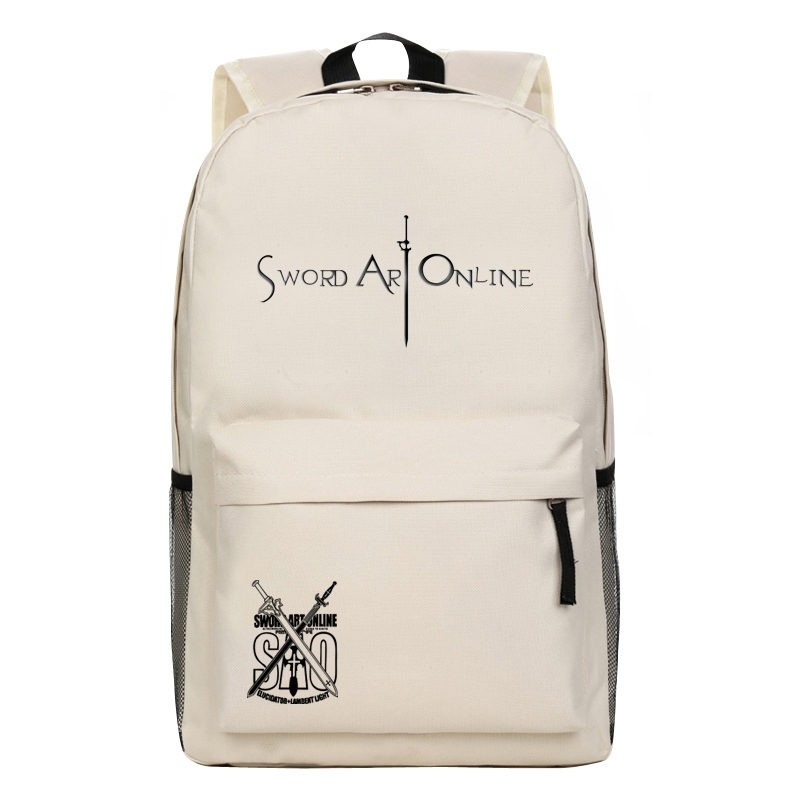 Timecosplay Sword Art Online Schoolbag Backpack