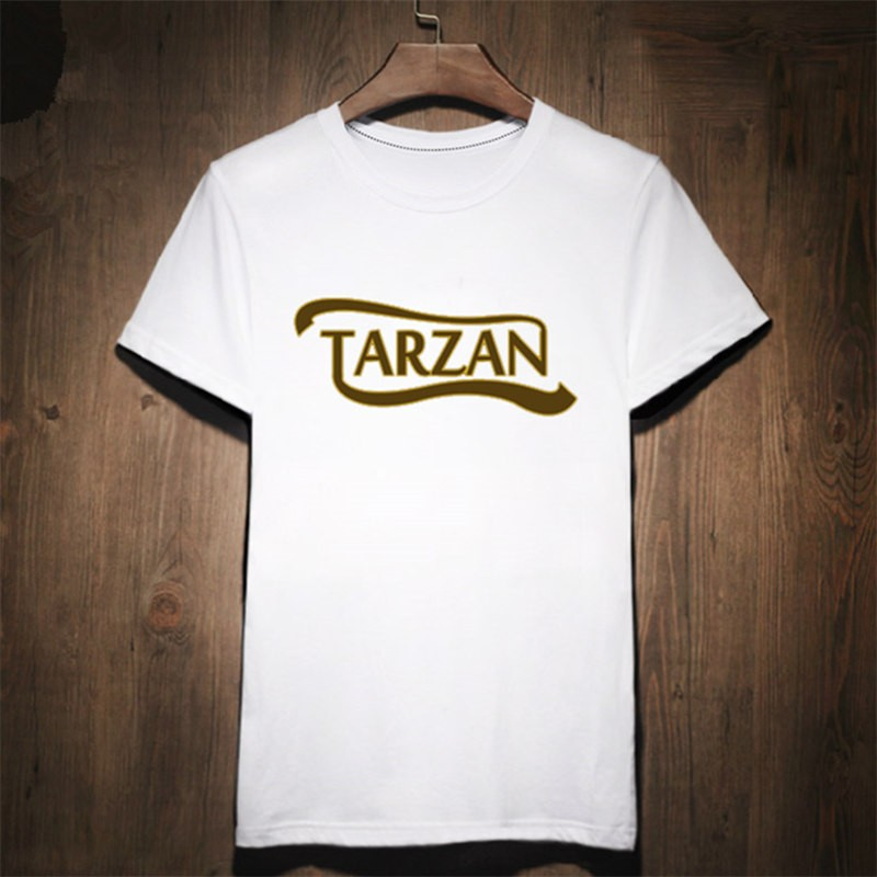 Timecosplay The Legend Of Tarzan Logo Cool Tee Shirts