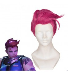 Timecosplay Overwatch OW Zarya Cosplay Wigs