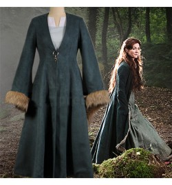 Game of Thrones Catelyn Stark Dress Costume