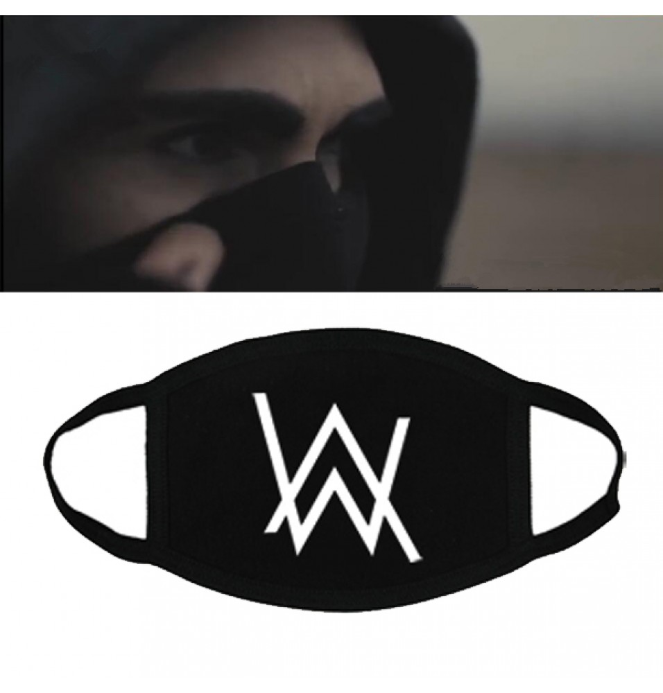Alan Walker Mask Faded Mask