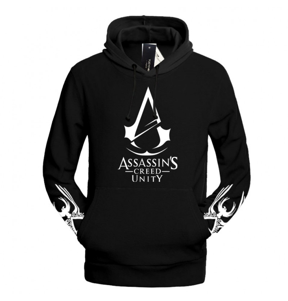 Assassin's Creed UNITY Logo Hoodies