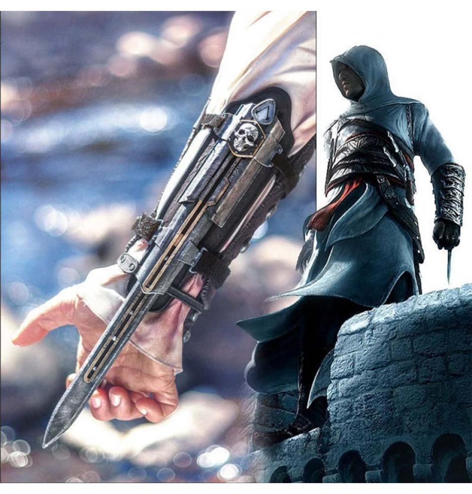 Assassin's Creed IV Black Flag Pirate Hidden Blade Gauntlet Cosplay Prop